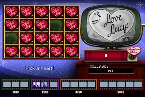 Screenshot of I Love Lucy - Slot