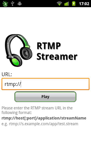 RTMP Streamer