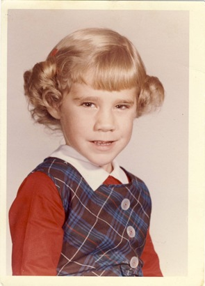 Cathy school pic
