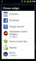 Screenshot of Halloween Stickers Pack 1