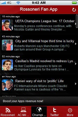 Rossoneri Blog AC Milan App