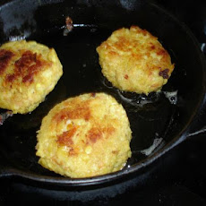 Curried Lentil Patties
