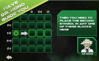 Screenshot of Grid Puzzle - Logic Brain Game