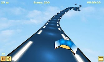Screenshot of Impossible Fly