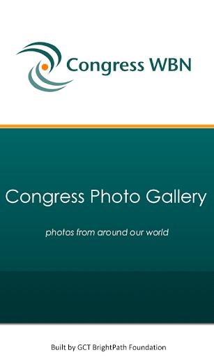 Congress Photo Gallery