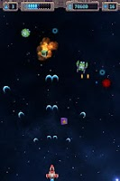 Screenshot of Stardust Battle Free