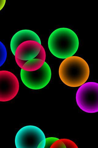 Electric Bubbles