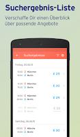 Screenshot of Mitfahrgelegenheit – Reise App