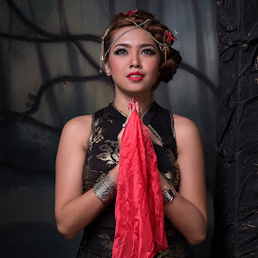 Adore You II by Andrie Bastian - People Portraits of Women ( portraits, women )