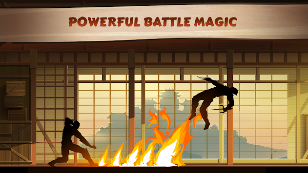 Shadow Fight 2 For Android TV APK screenshot thumbnail 3