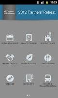 Screenshot of MWE Capital Partners Retreat