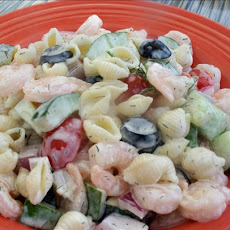 Shrimp Dill Pasta Salad