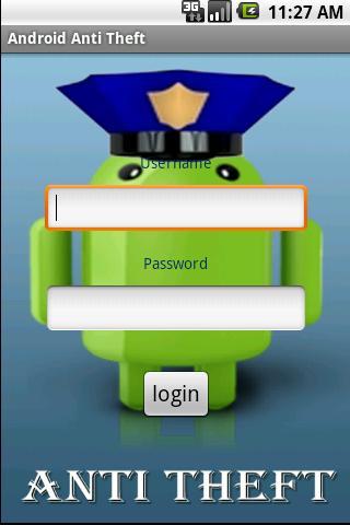 Anti Theft Application