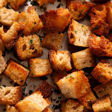 Basic Croutons Recipe