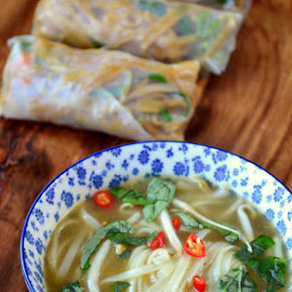 Chicken Broth With Noodles Recipes