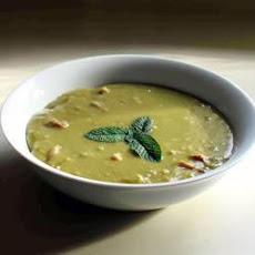 Hearty Split Pea and Ham Soup