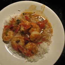 Emeril's Shrimp Etouffee