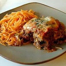 Leftover Meatloaf Parmesan