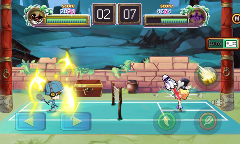 Badminton Star Screenshot 5