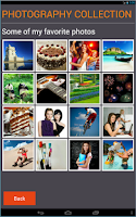 Screenshot of Pics Grid (For Facebook)