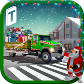 Download Santa Christmas Gift Delivery APK