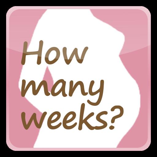 シンプル妊娠週数ウィジェット 健康 App LOGO-硬是要APP