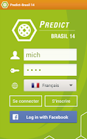Screenshot of Predict Brasil 14