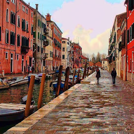 Venice after the Rain by Lux Aeterna - Instagram & Mobile Android