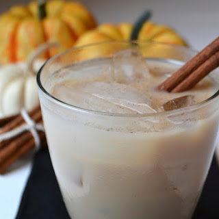 Pumpkin Pie White Russian