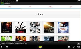 Screenshot of FD Medya-HD Film Dizi TV izle