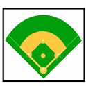 My Baseball Stats Calculator icon