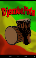 Screenshot of Djembe Fola african drum