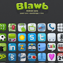 blawb LauncherPro Theme icon