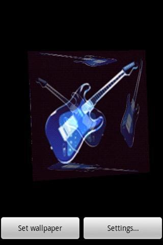 玩個人化App|3D吉他001免費|APP試玩