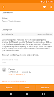 Screenshot of segundamano.es comprar/vender