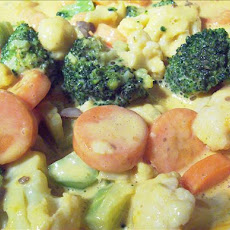 Mimi's Excellent Cheesy Vegetables