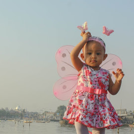 Toshiko by Ronny Firmansyah - Babies & Children Child Portraits