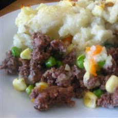 Elk Shepherd's Pie