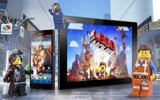 Screenshot of XPERIA™ The LEGO® MOVIE™ Theme