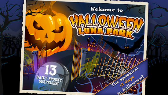 Halloween Luna Park 2014 - screenshot