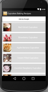 Cupcakes - screenshot