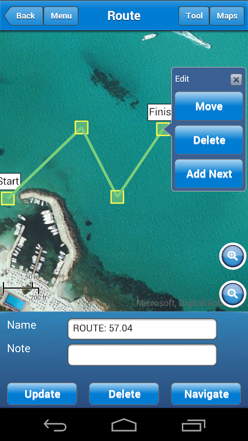 Marine Navigation Screenshot 6