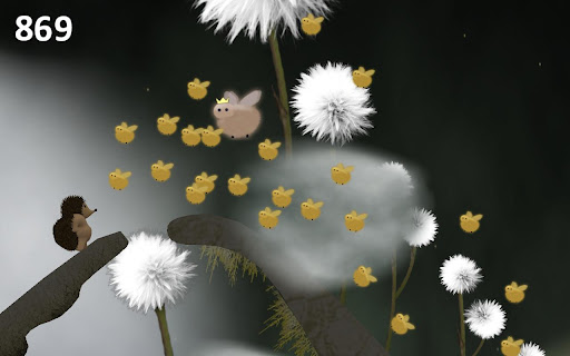 Hedgehog in the Fog: The Game