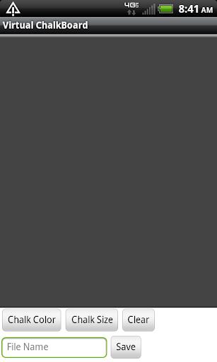 Virtual ChalkBoard
