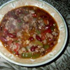 Delilah's Wicked 12 Alarm Chili