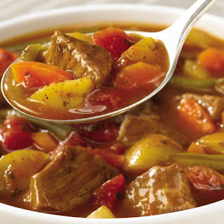 Vegetable Beef Soup With Stew Meat Recipes