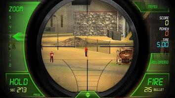 Screenshot of Sniper - The Walking Zombie
