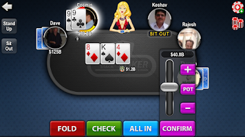 Screenshot of Full Stack Poker