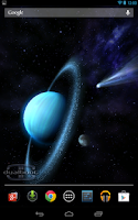 Screenshot of Space HD