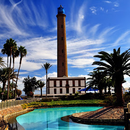 Maspalomas Lighthouse by Tomasz Banas - Buildings & Architecture Other Exteriors